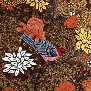 Batik, wax designs