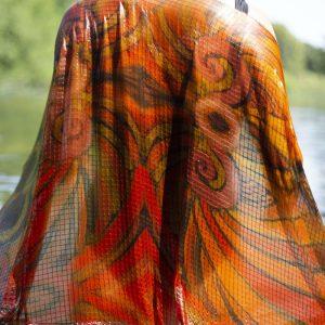 Scarves Silk Jewellery